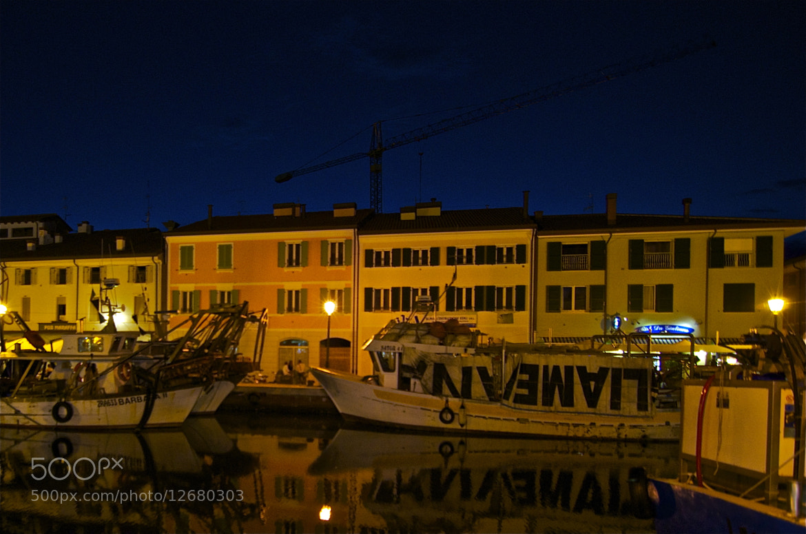 Photograph PORTO CANALE 1 by Vlady . on 500px