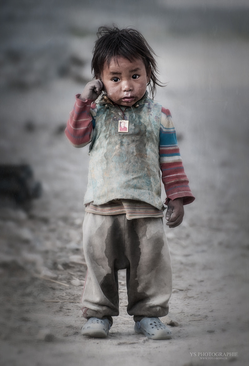 Photograph BOY FROM NEPAL by Yves Schüpbach on 500px