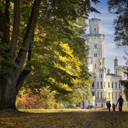 -- Hluboka Castle III. --