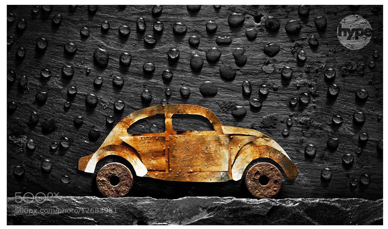 Photograph The Rust Bucket by Stuart Freeman on 500px