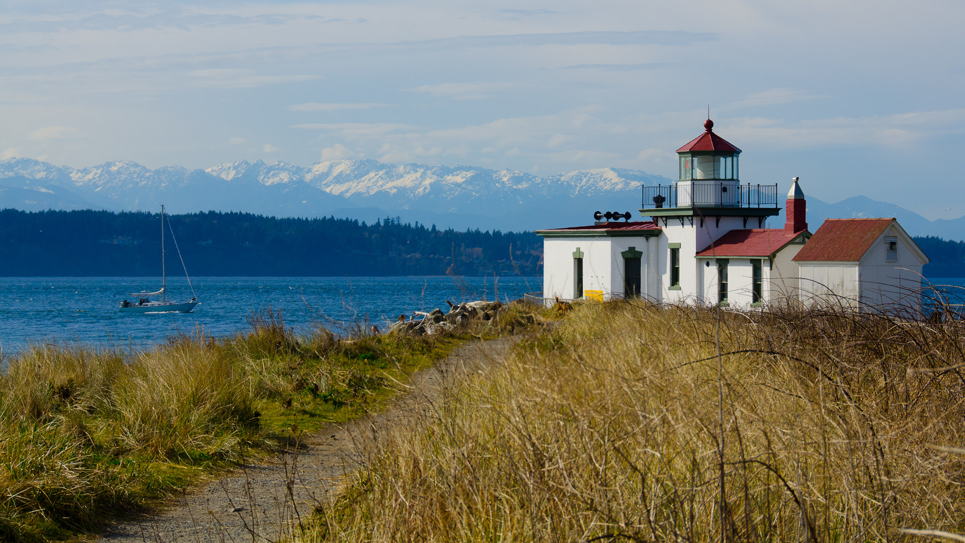 Photograph Discovery Park Lighthouse by Gregory Brown on 500px