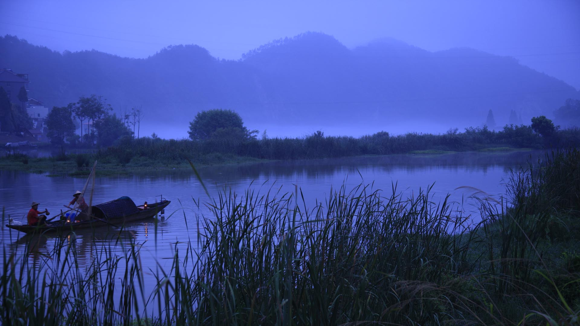 Photograph Xinan River by lao an on 500px
