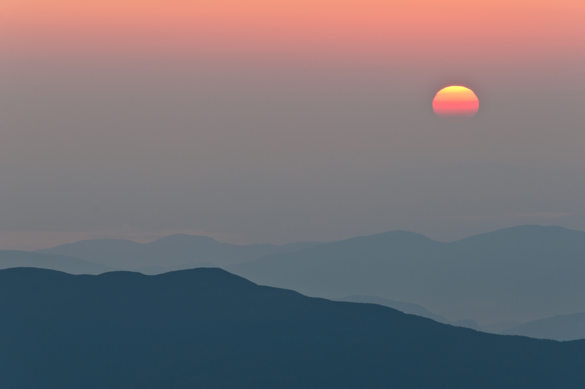 Photograph Sunrise over White Mountains by Lee Costa on 500px