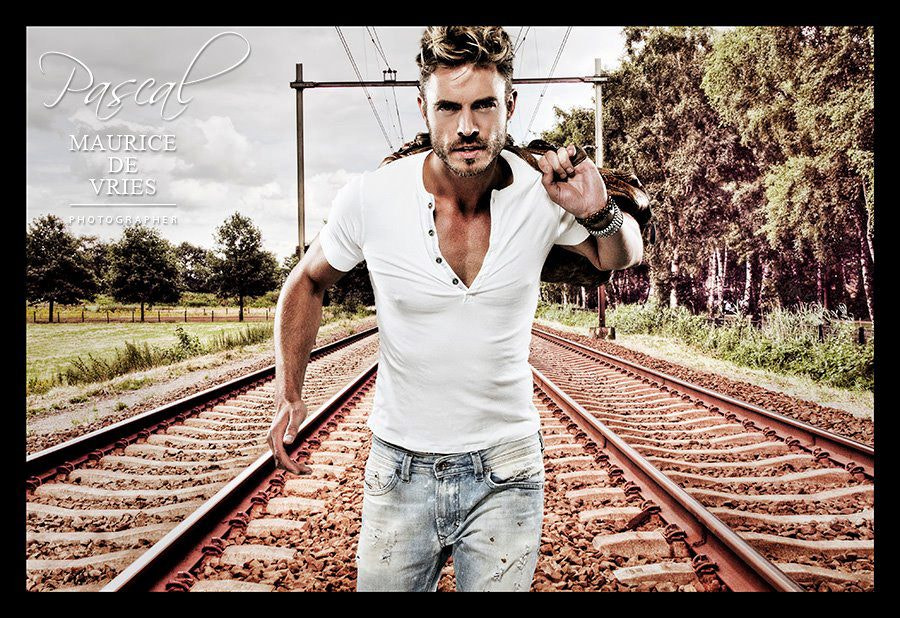 Photograph Pretty Boy @ Railway by Eefje Van iersel on 500px