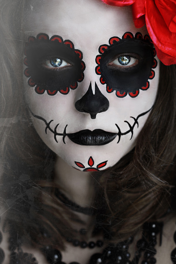 Day of the Dead by Lauren Bates on 500px.com