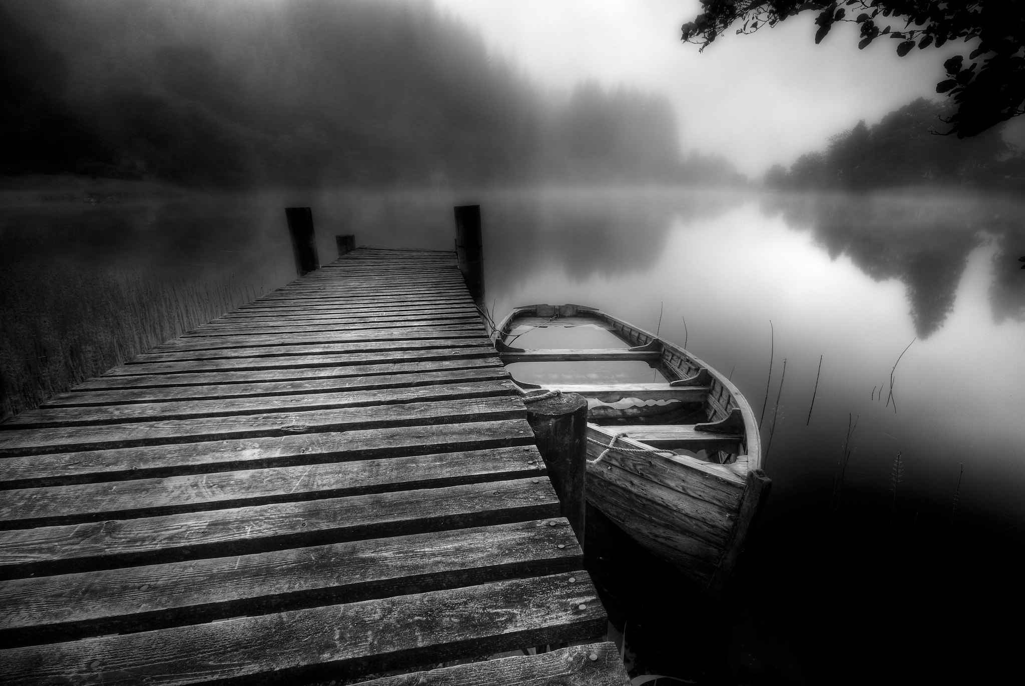 Photograph Loh Ard Jetty mono by David Mould on 500px