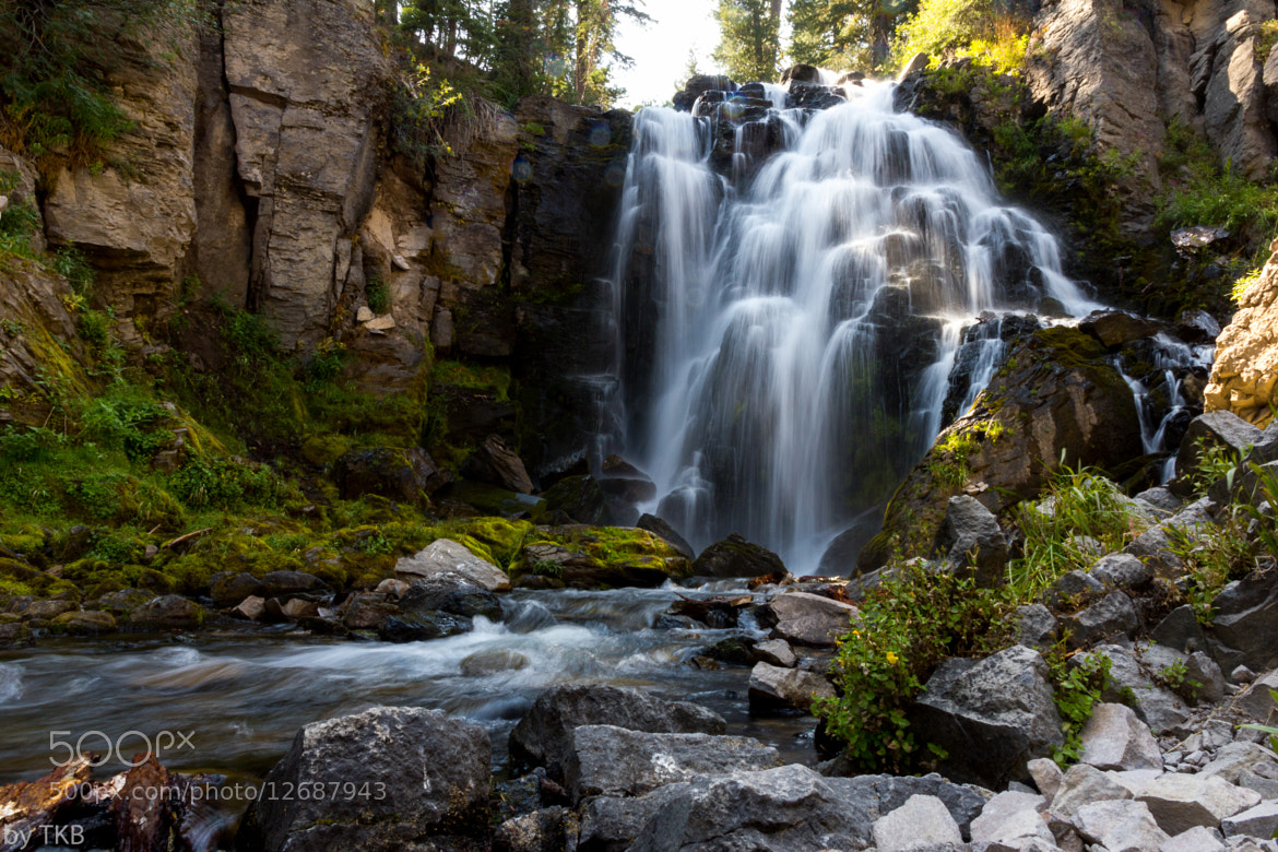 Photograph King's Creek Fall by TK B on 500px