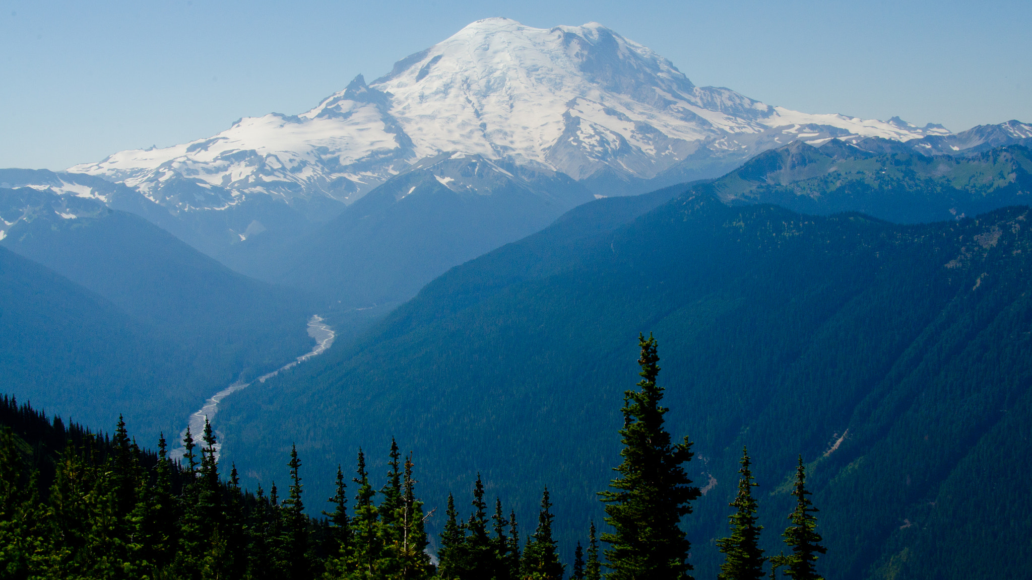 Photograph Mt. Rainier - Jewel of the Pacific Northwest by Gregory Brown on 500px