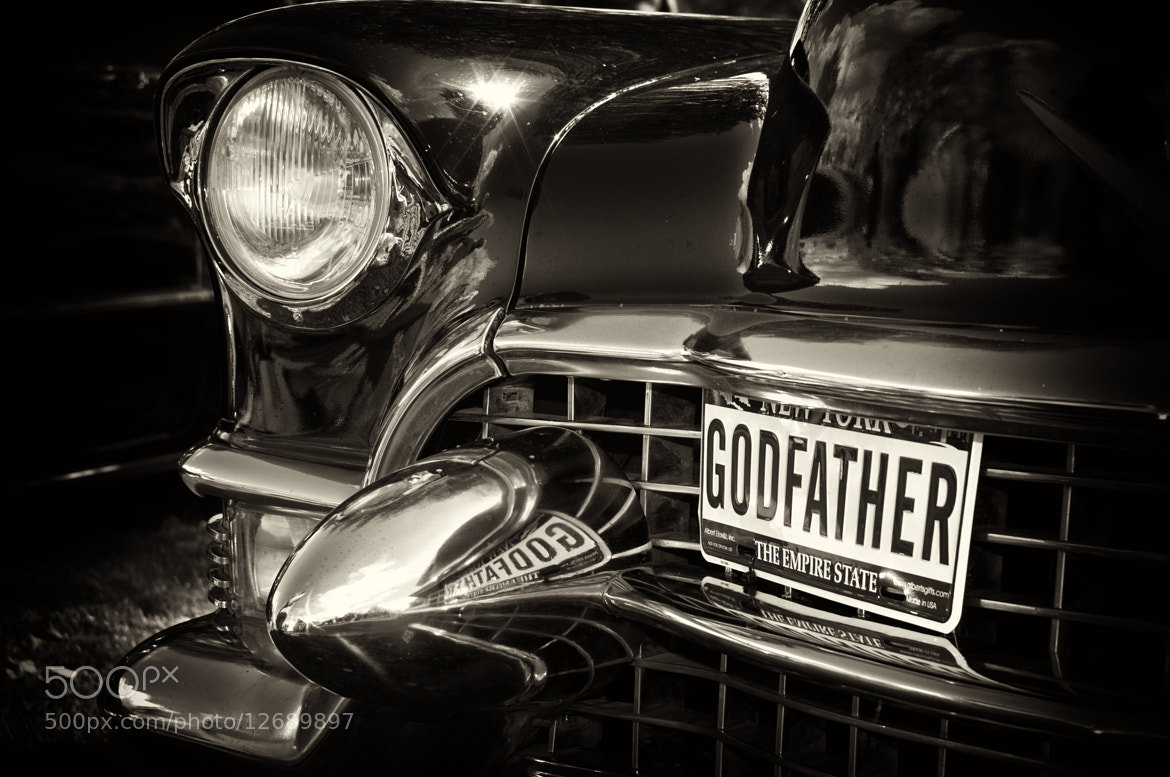 Photograph Godfather by Patrik Engman on 500px