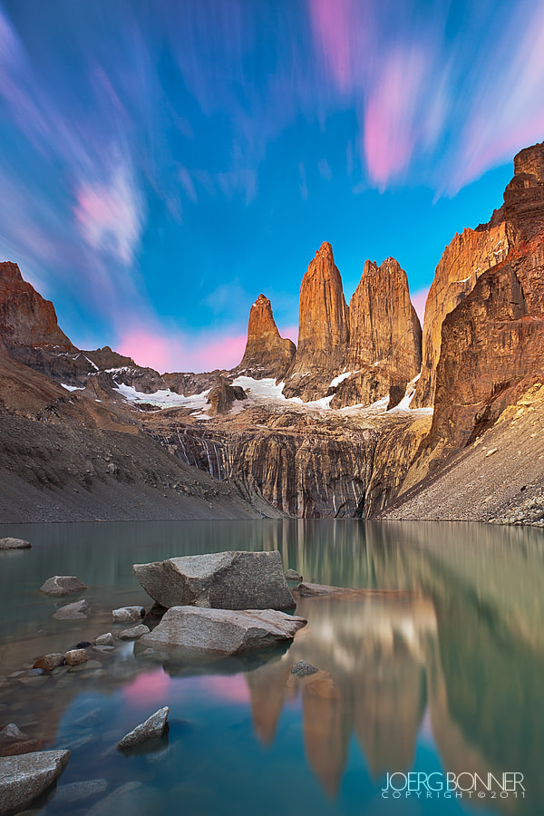 Photograph Torres del Paine by Joerg Bonner on 500px