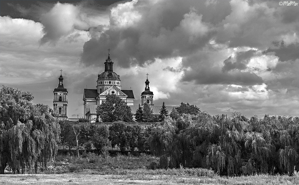Photograph Monastery-fortress of the Order of Discalced Carmelites. Berdichev. by Maxim Ritus on 500px