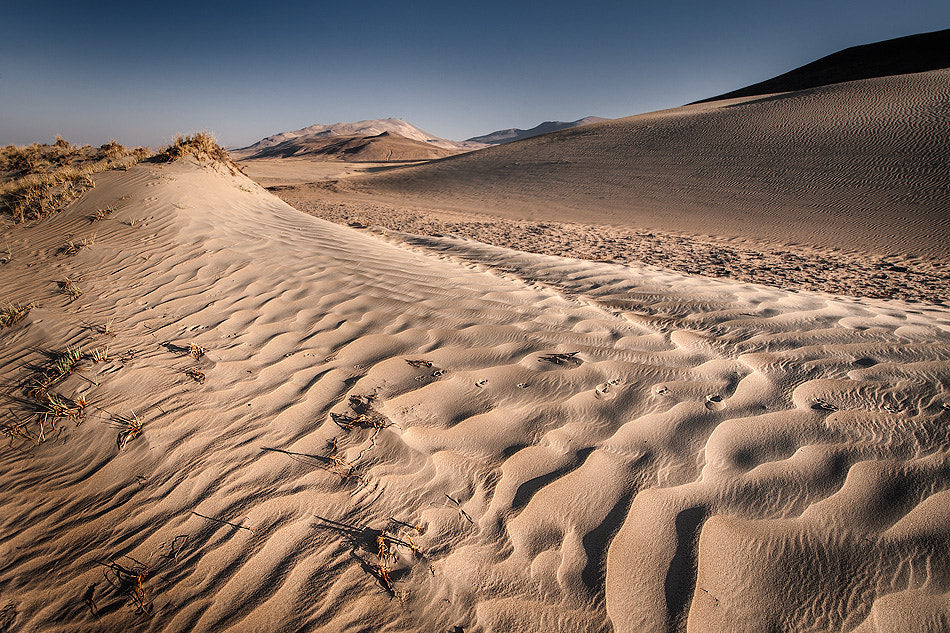 Photograph Sand in Tibet by Оля Шатрова on 500px
