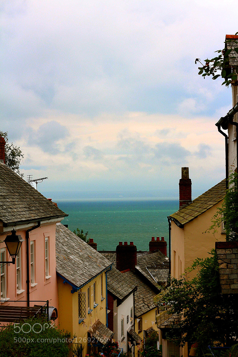 Photograph The village of Clovelly  by Sam Barnwell on 500px