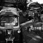 bangkok thailand BW
