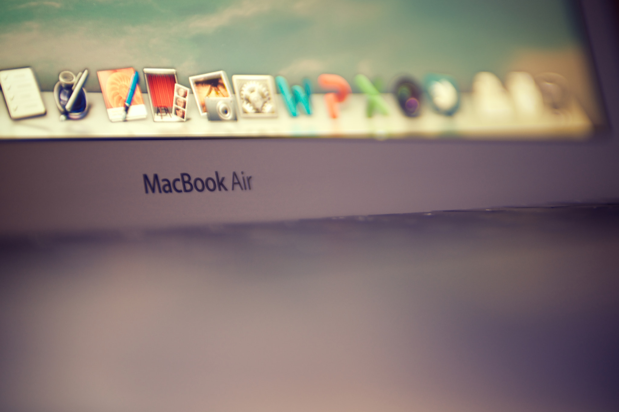 Photograph Macbook Air by James Johnson on 500px