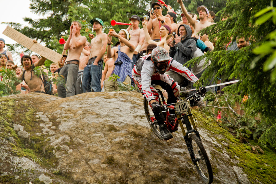 Canadian Open Downhill by Steve Andrews on 500px.com