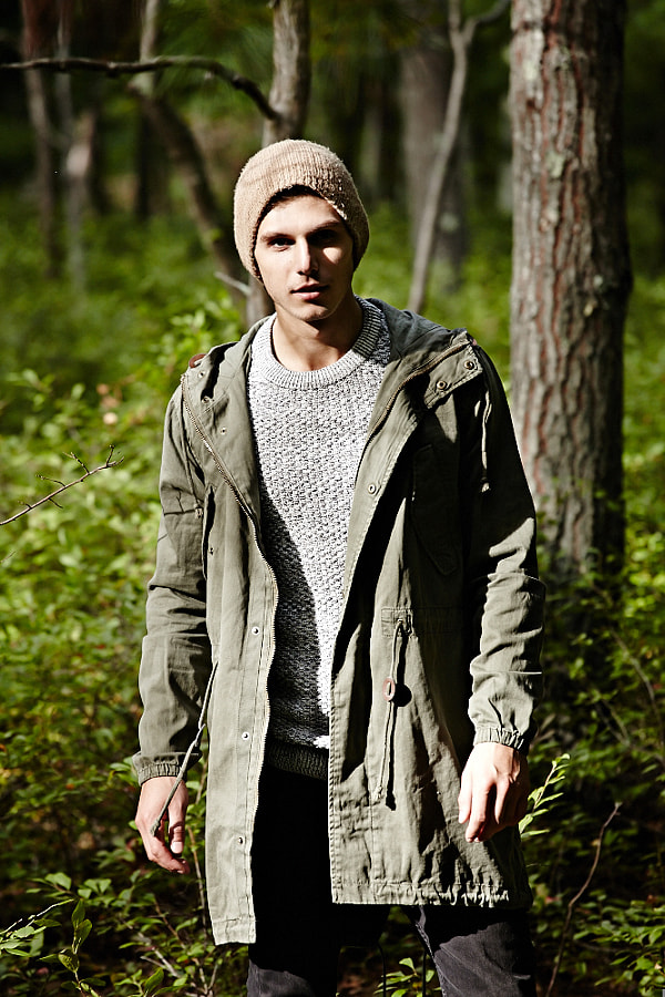 Grant in the Woods