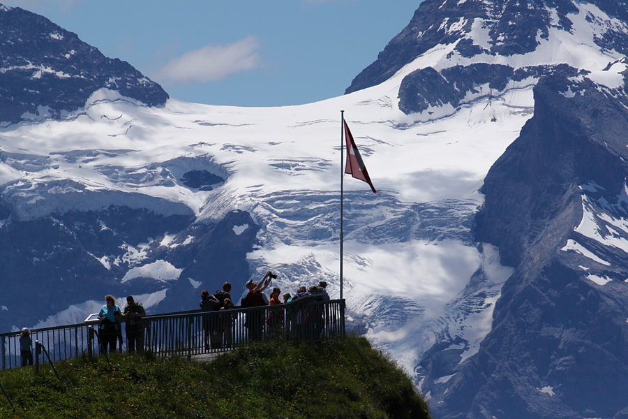 Photograph Viewpoint Jungfrau by JuanMa Hernanz on 500px