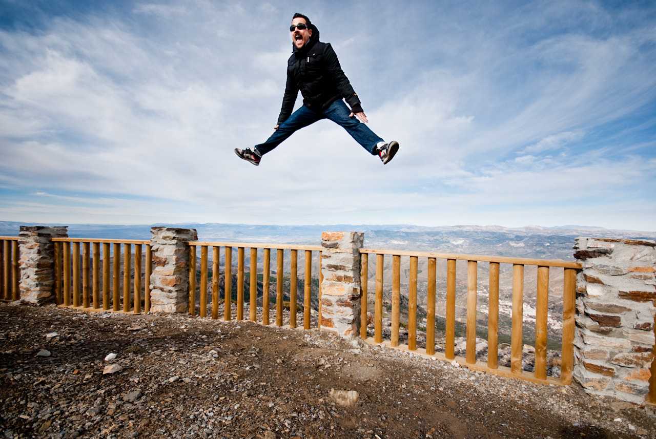 Photograph Crazy jump by Jorge Toro on 500px