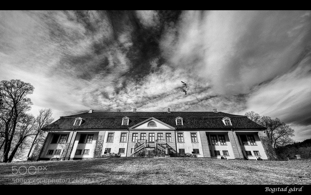 Photograph Bogstad Gård by Trond Gjerde on 500px