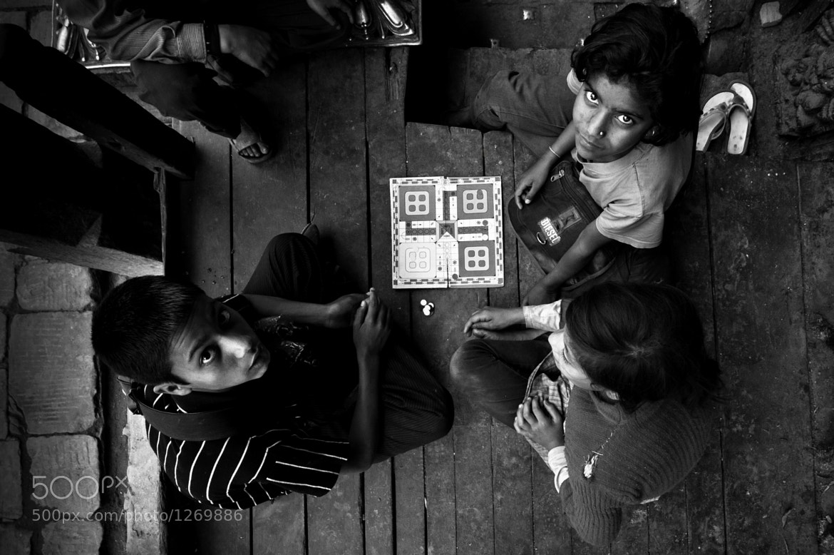 Photograph Kids & their games by Brian Hirschy on 500px