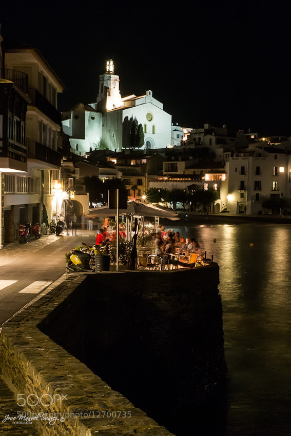 Photograph Cadaqués at night by Jose Suarez on 500px