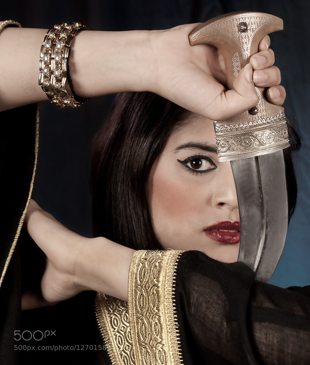 Photograph Omani Girl  by Munta Al on 500px