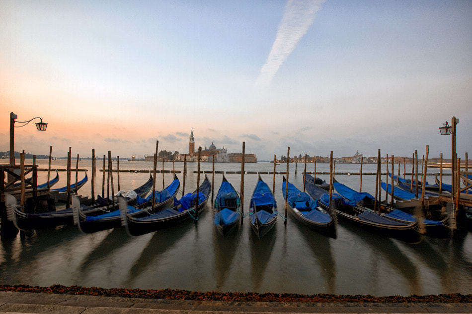 Photograph San Giorgio Maggiore from San Marco by Serdal GUZEL on 500px