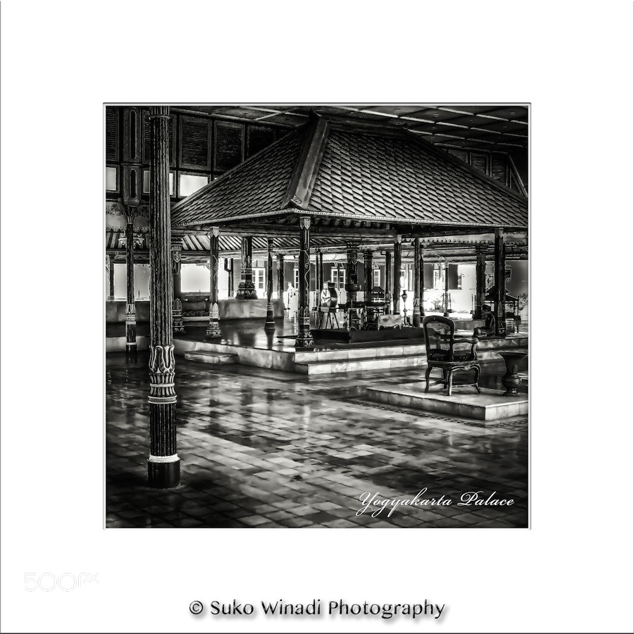 Photograph Yogya Palace by Suko Winadi on 500px