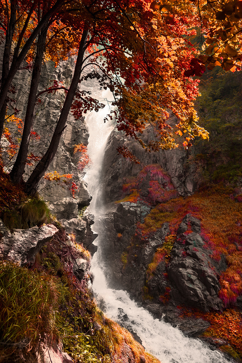 Photograph falls by Marco Carmassi on 500px