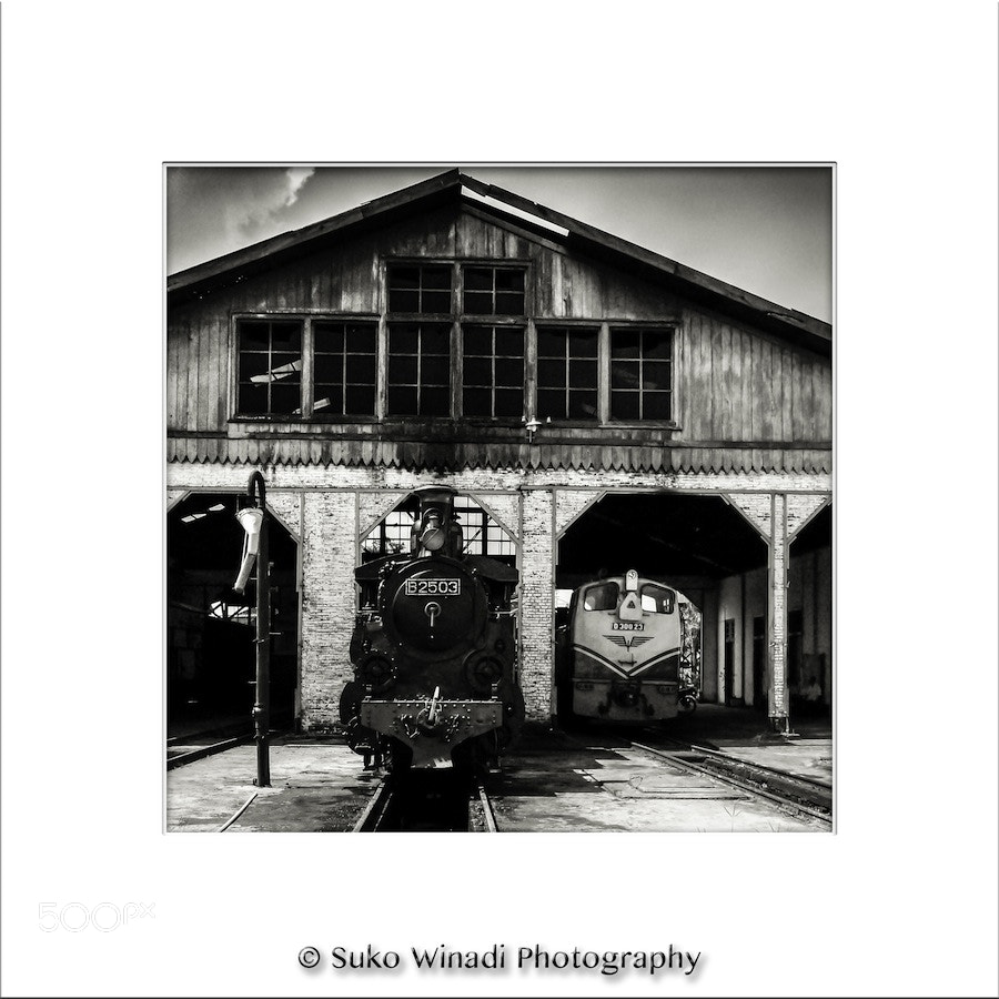 Photograph Ambarawa Railway Station by Suko Winadi on 500px