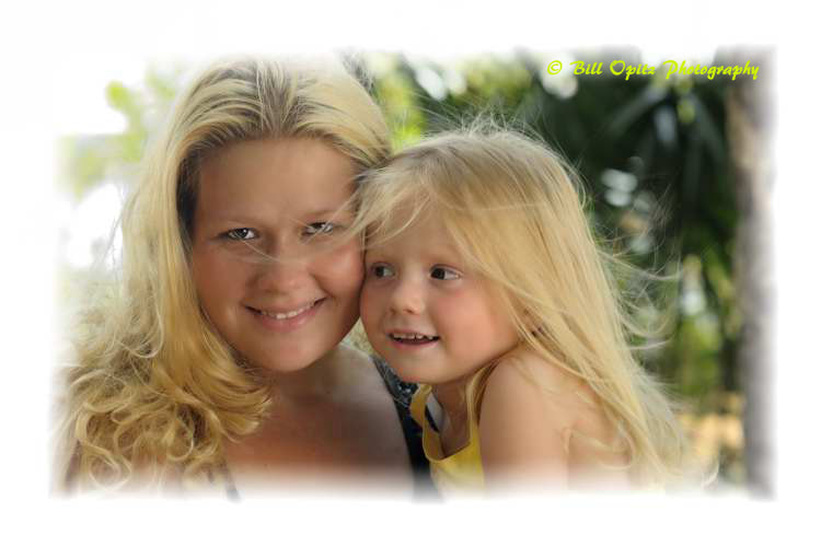 Photograph Mother and daughter by Bill Opitz on 500px