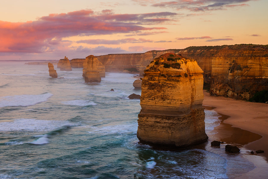 12 Apostels,Australia by Awen Xu on 500px.com