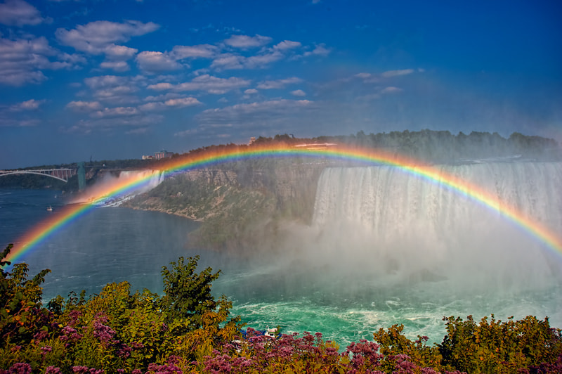 """Photograph """"Somewhere over the Rainbow"""" by Ken  Lassman on 500px"""