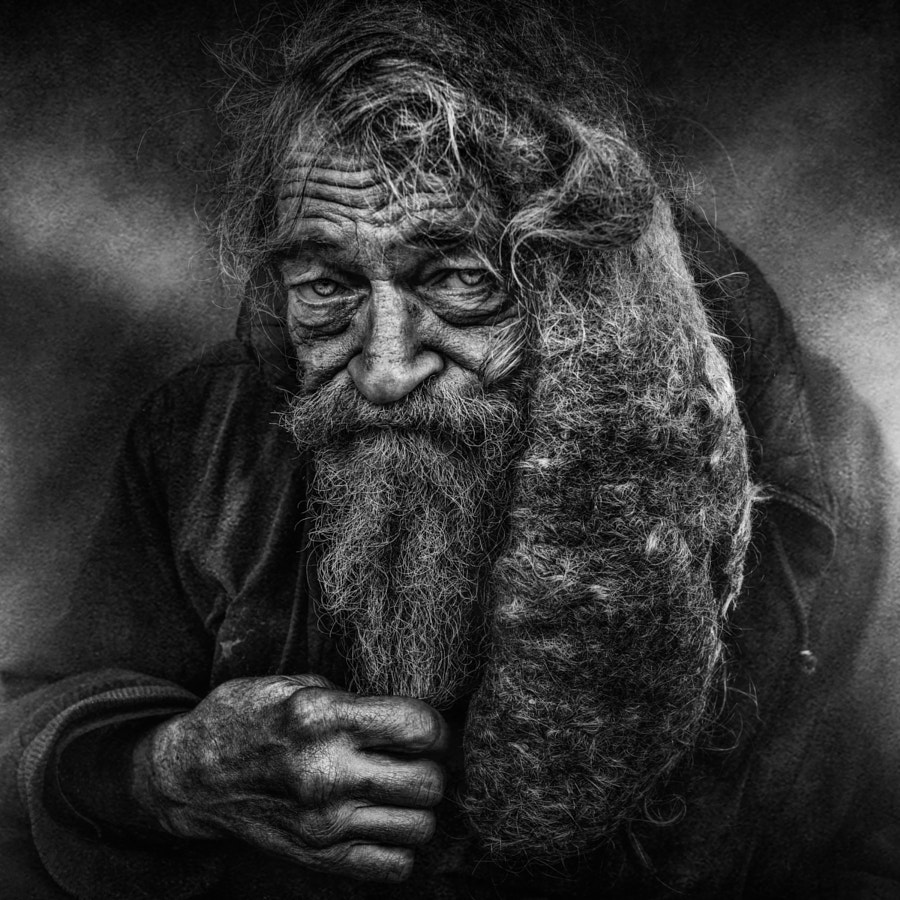 Thomas by Lee Jeffries on 500px.com