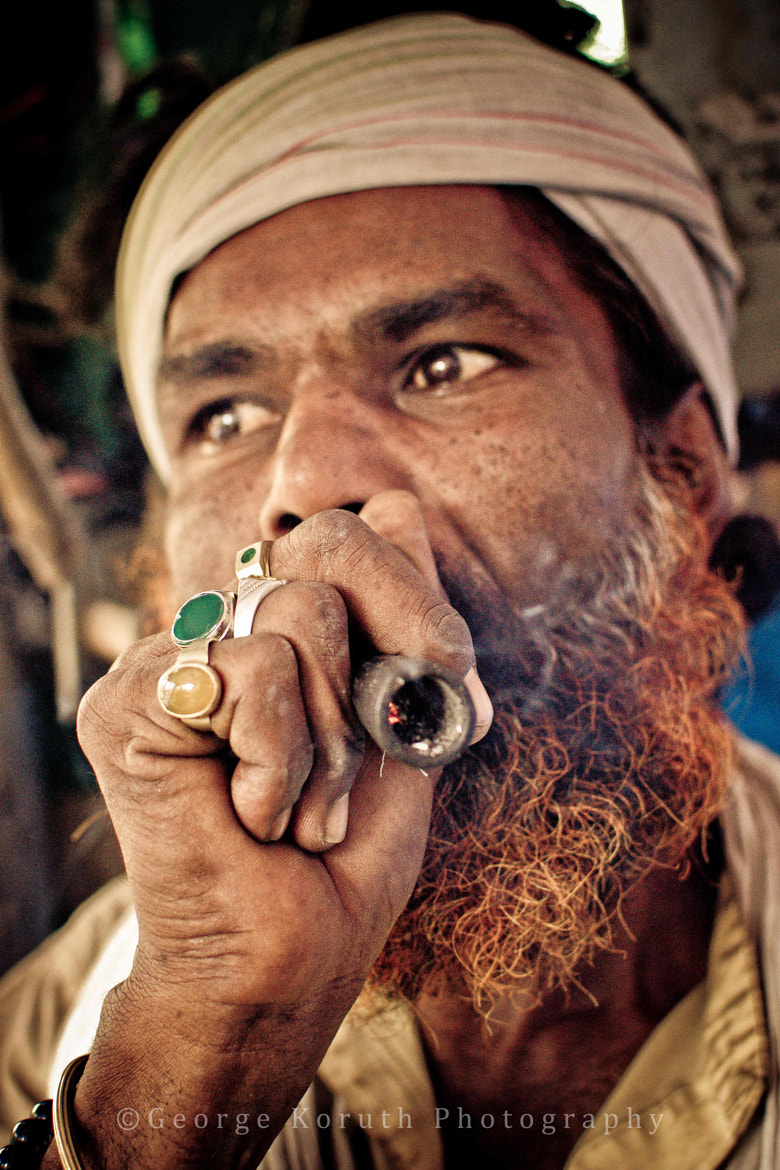 Photograph Black Magician Smokes  by George Koruth - fotobaba on 500px
