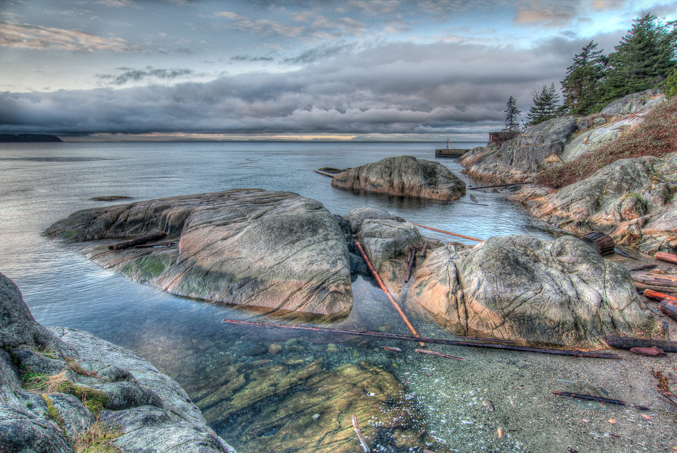 Photograph Over the Rocks by James Wheeler on 500px
