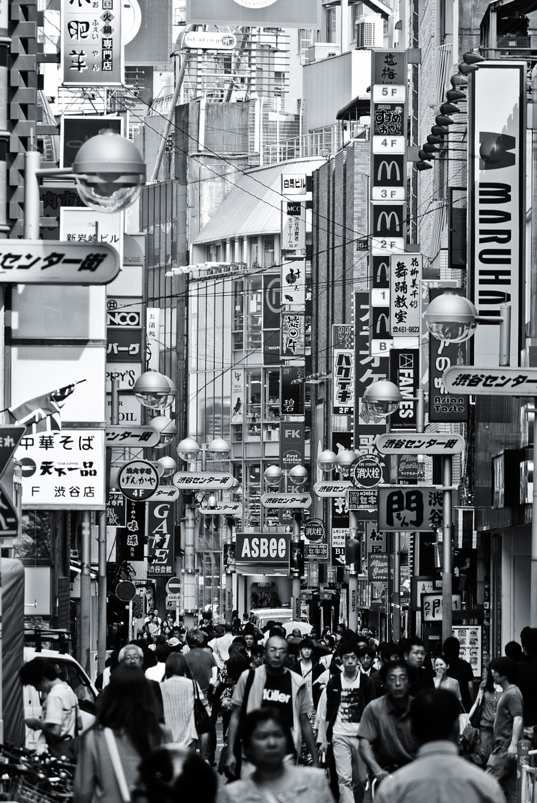 Photograph Shibuya by Jayrad MD on 500px