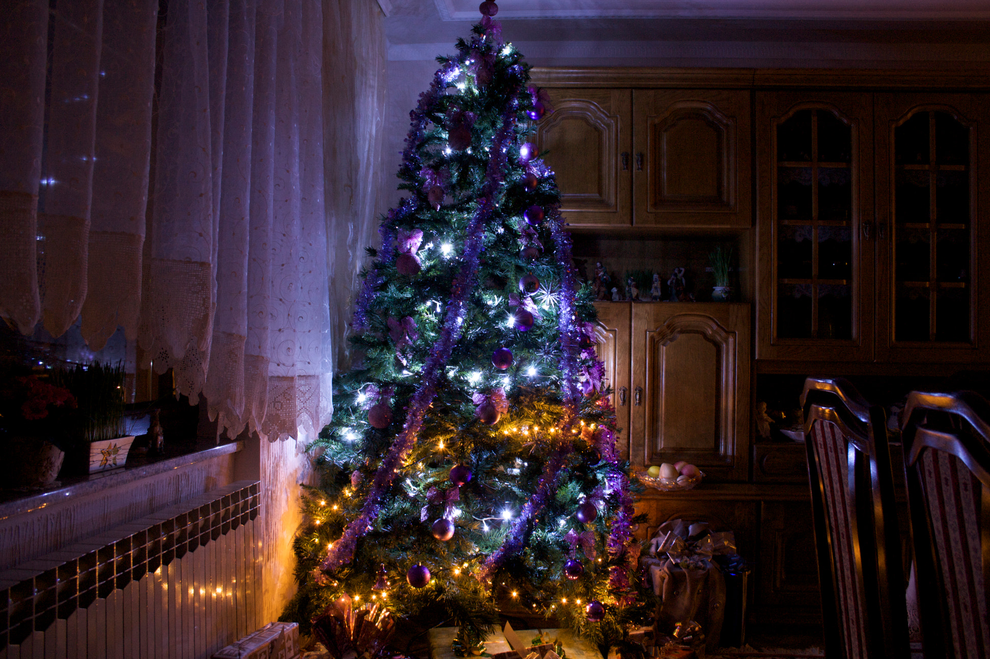 Photograph Christmas tree by Darko Kontin on 500px