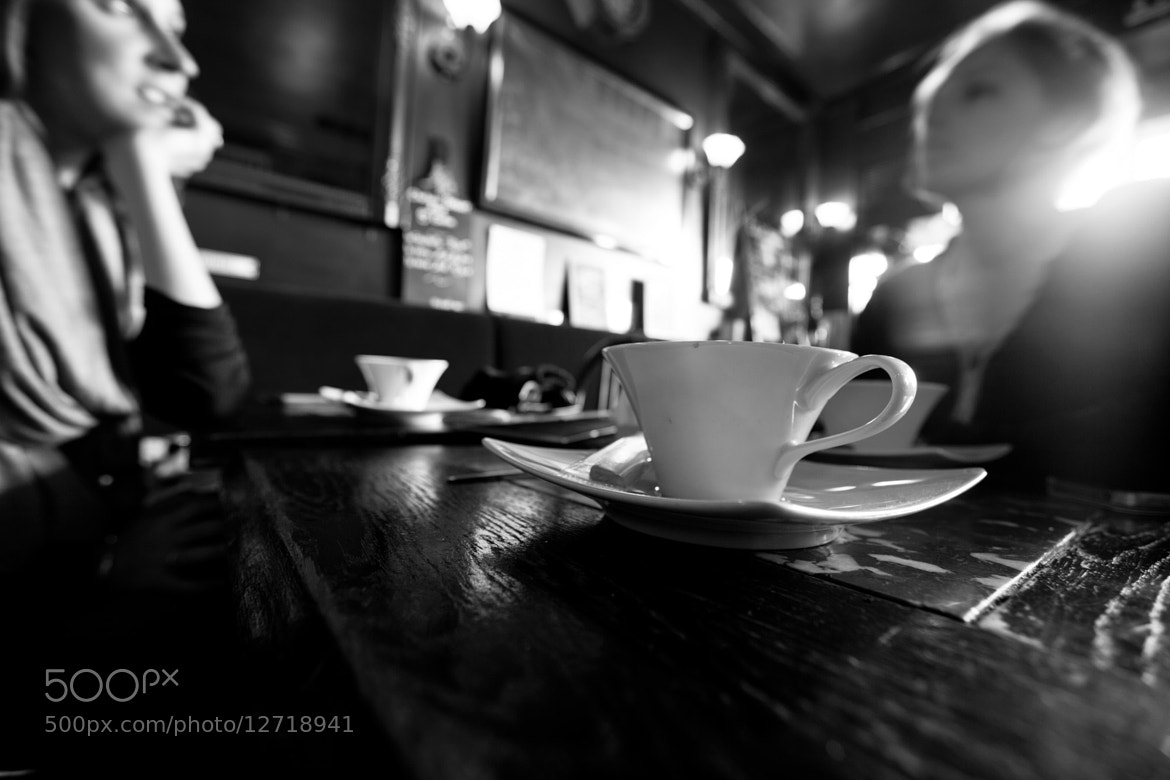 Photograph Cafe Au Lait by ray j.  gadd on 500px