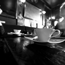 Cafe Au Lait by ray j.  gadd (rayjgadd)) on 500px.com