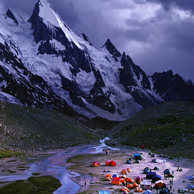 Camp Village.. by Atif Saeed (matif)) on 500px.com