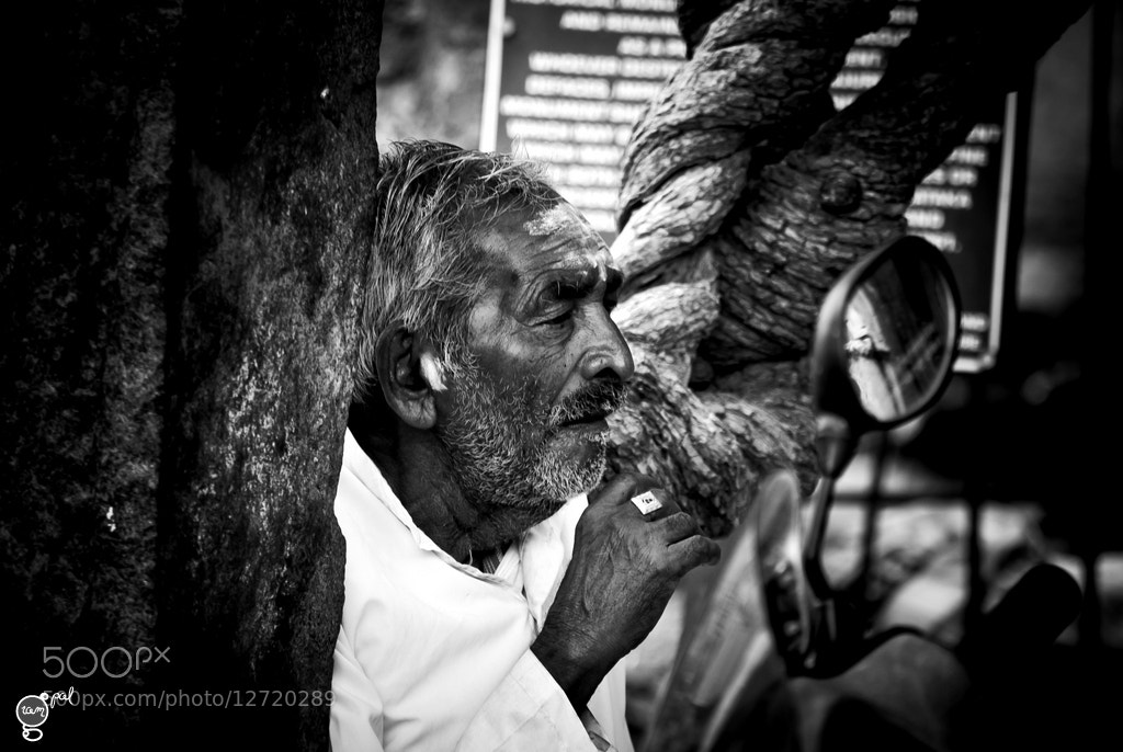 Photograph முதுமை ~ Ageing by ramgopal rajaram on 500px