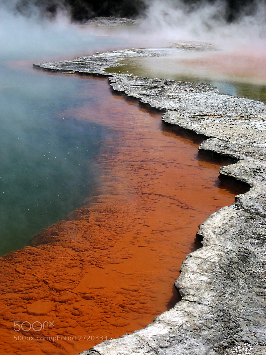 Photograph Champagne Pool @ Wai-O-Tapu by Martijn Barendregt on 500px