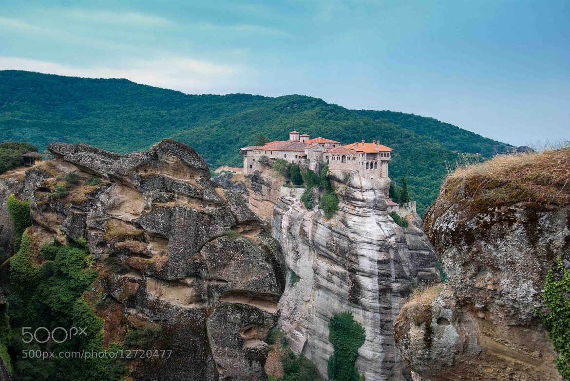 Photograph Meteora - Monastery Varlaam by Sylvia Be on 500px