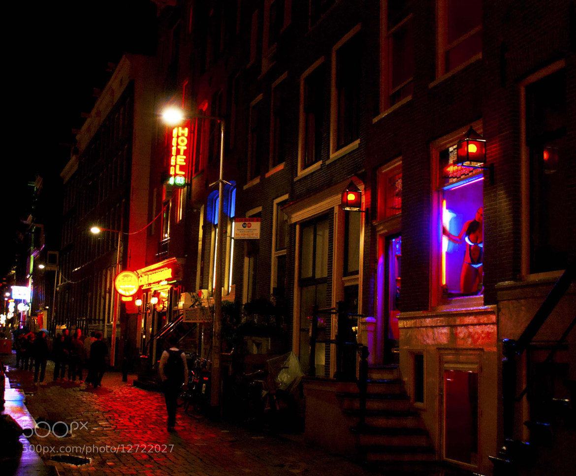Photograph The Infamous Red Light District by Bobby Gonzalez on 500px