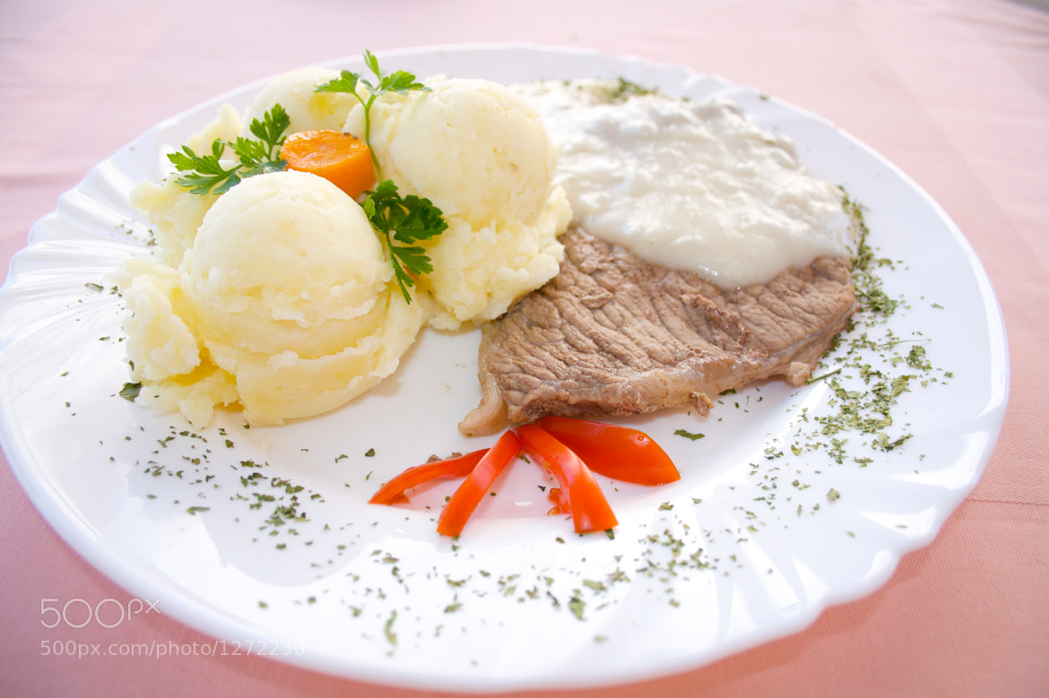 Photograph Beef and potatoes  by Darko Kontin on 500px