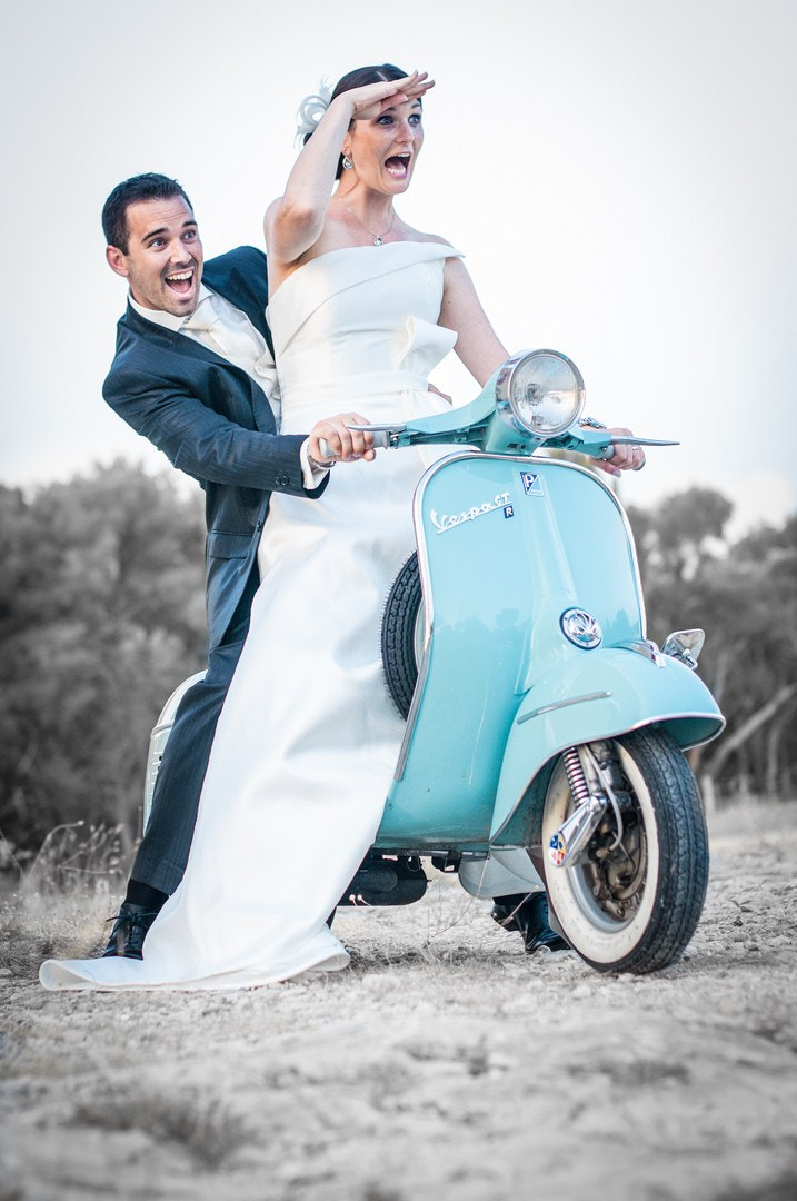 Photograph Just married ! by Damien PIRSCH on 500px