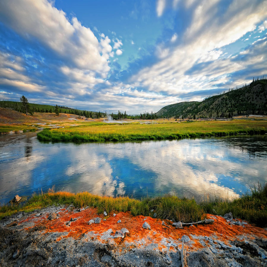 Photograph Colors of Yellowstone by Philippe Sainte-Laudy on 500px