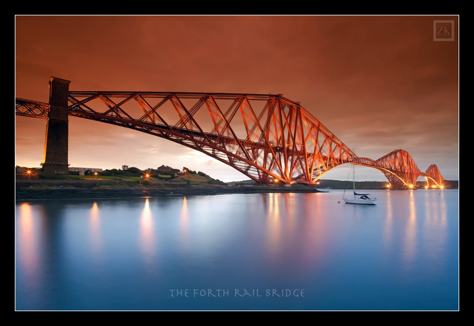 Photograph The Forth Rail Bridge by Zain Kapasi on 500px
